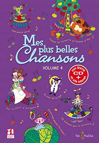Mes plus belles chansons, volume 4 (1CD audio)