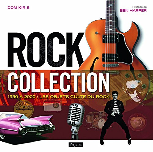 Rock collection (1950-2010)