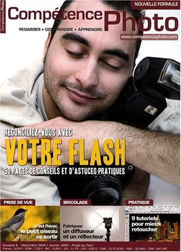 Compétence Photo n°8 - La photo au flash