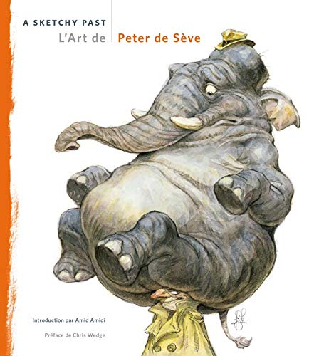 L'Art de Peter de Sève : A Sketchy Past