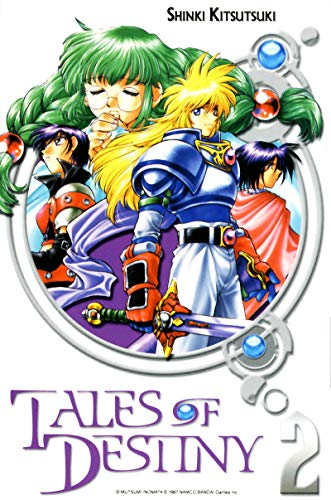 Tales of Destiny, Tome 2 :