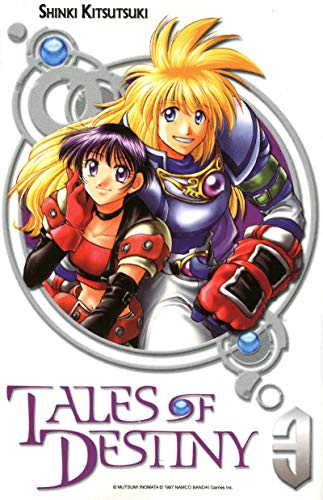 Tales of Destiny, Tome 3 :