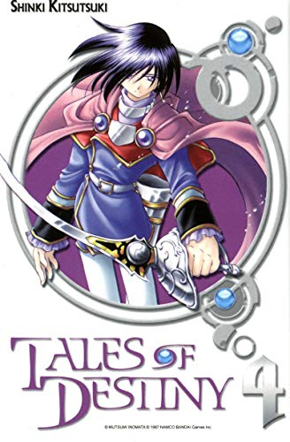 Tales of Destiny, Tome 4 :