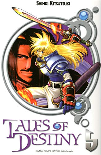 Tales of Destiny, Tome 5 :