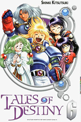 Tales of Destiny, Tome 6 :
