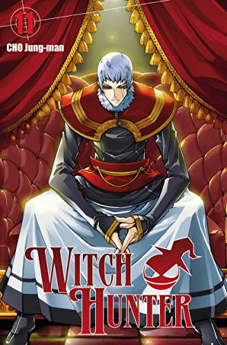 Witch Hunter, Tome 11 :