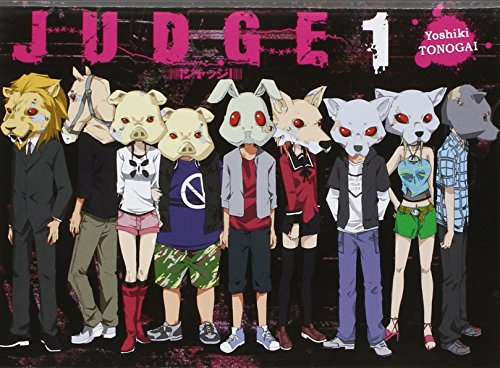 Judge, Tome 1