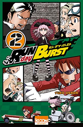 Run day burst, Tome 2 :