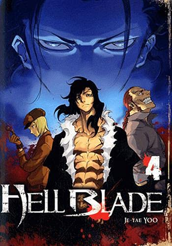 Hell Blade, Tome 4