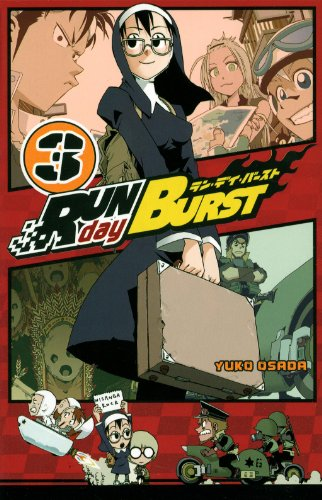 Run day burst, Tome 3 :