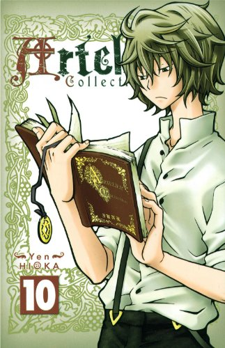 Artelier Collection, Tome 10
