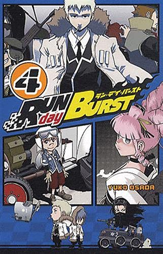 Run day burst, Tome 4 :