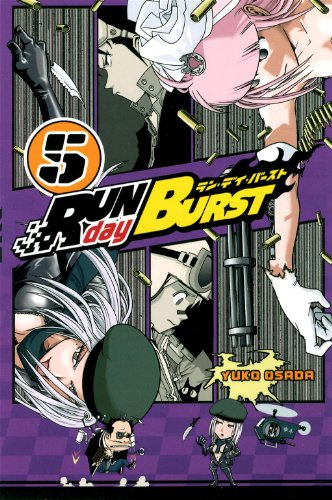 Run day burst, Tome 5 :