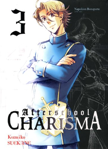 Afterschool Charisma, Tome 3 :