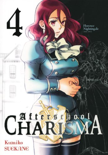 Afterschool Charisma, Tome 4 :
