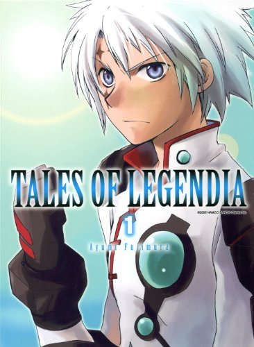 Tales of legendia tome 1