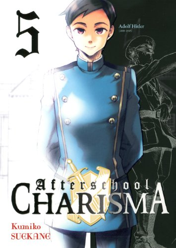 Afterschool Charisma, Tome 5 :