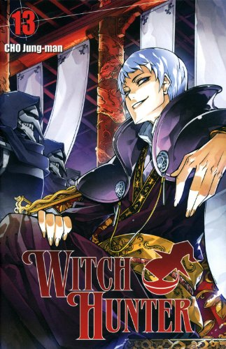 Witch Hunter, Tome 13 :