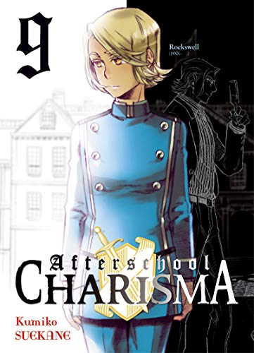 Afterschool charisma. 9 / Kumiko Suekane ; [traduction, Yohan Leclerc].