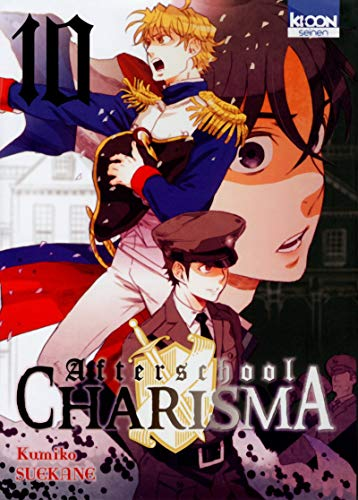 Afterschool charisma. 10 / Kumiko Suekane ; [traduction, Yohan Leclerc].
