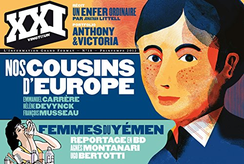 XXI, N° 18, Printemps 201 : Nos cousins d'Europe