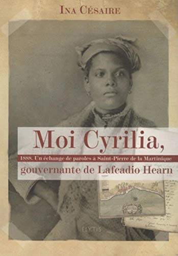 Moi Cyrilia, gouvernante de Lafcadio Hearn : 1888, Un échange de paroles à Saint-Pierre de la Martinique