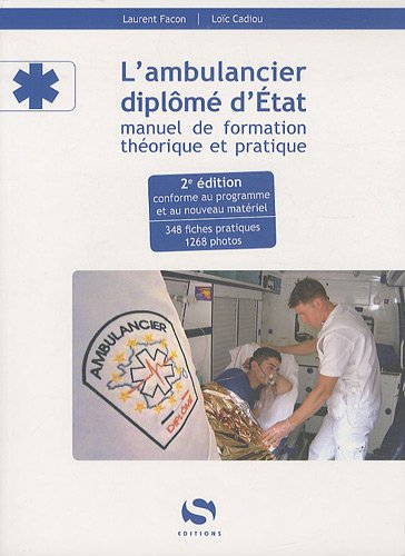 L'ambulancier diplome d'état