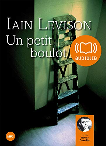 Un petit boulot (cc) - Audio Livre 1 CD MP3 583 Mo