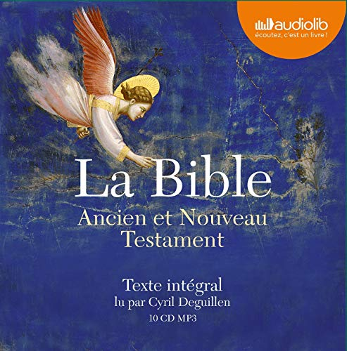 La Bible (cc) - Audio livre 10 CD MP3