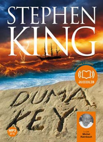 Duma Key - Audio livre 2CD MP3 638 Mo + 660 Mo