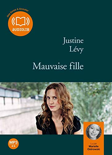 Mauvaise fille (cc) - Audio livre 1 CD MP3 - 425 Mo