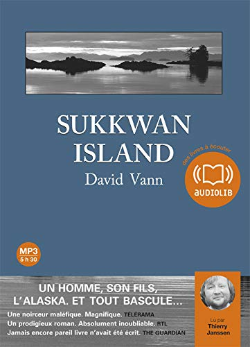 Sukkwan Island (op) - Audio livre 1 CD MP3 - 615 Mo