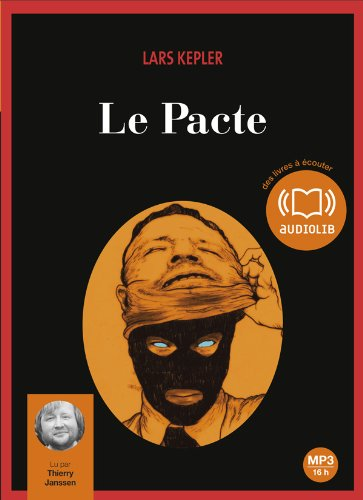 Le Pacte: Livre audio 2CD MP3 - 652 Mo + 660 Mo