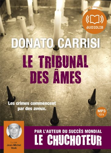 Le tribunal des mes: Livre audio 2CD MP3 - 605 Mo + 459 mo (cc)