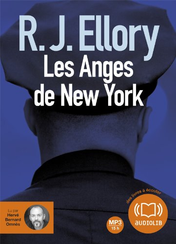 Les anges de New-York: Livre audio 2 CD MP3 - 608 Mo + 650 Mo (cc)