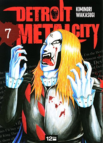 Detroit Metal City, Tome 7