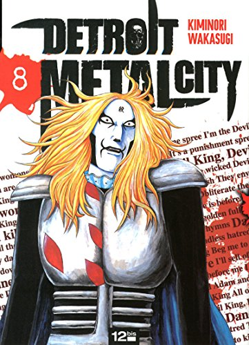 Detroit Metal City, Tome 8 :