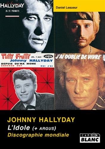 JOHNNY HALLIDAY Argus
