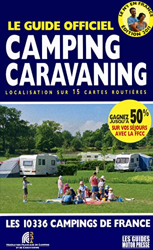 Le guide officiel camping caravaning