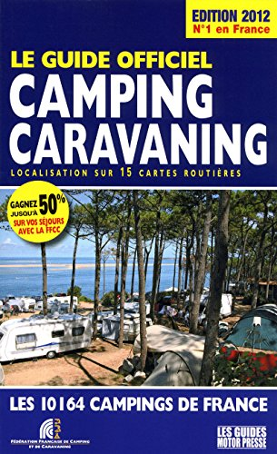 Guide officiel camping caravaning 2012