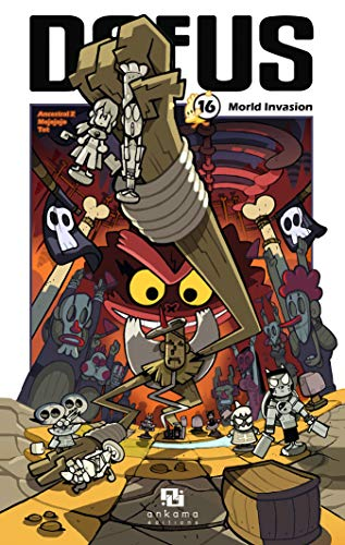 Dofus, Tome 16 : Morld Invasion