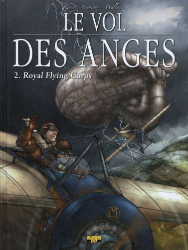 Le vol des anges, Tome 2