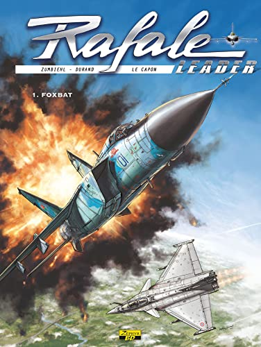Rafale leader, Tome 1