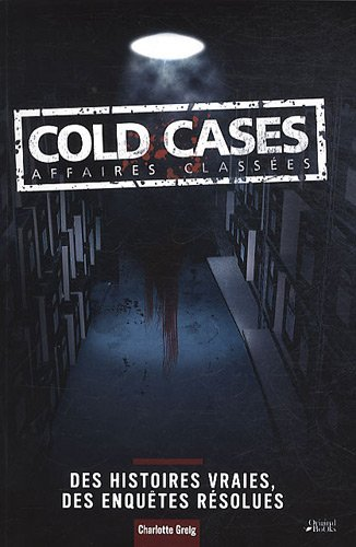 Cold cases affaires classées