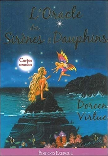 L'Oracle des Sirènes & Dauphins - Cartes oracles
