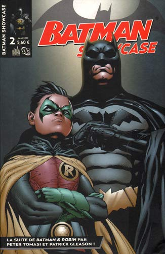 Batman showcase tome 2