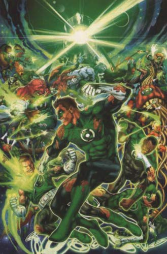 Dc presse tome 1 green lantern showcase