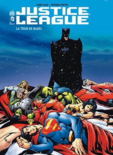 Dc Premium T1 Justice League la Tour de Babel