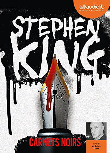 Carnets noirs [enregistrement sonore] / Stephen King.