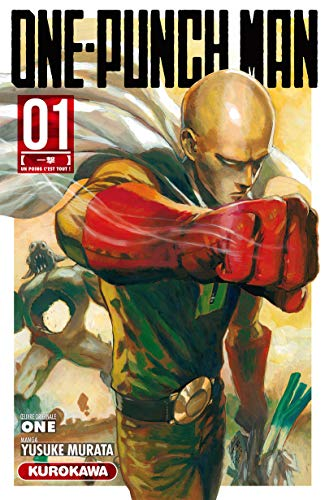 One-punch man, t.1 |